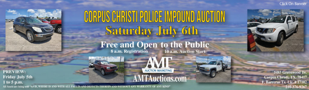 CCPD Impound Auction