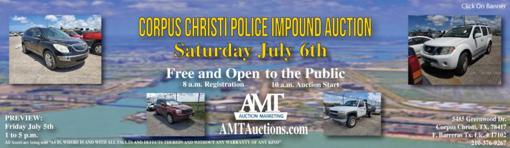 CCPD Impound Auction - AMT Auction Marketing